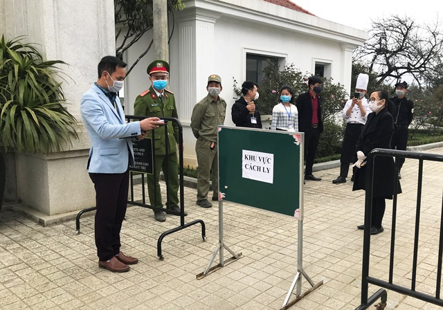 Hòa Bình phong tỏa sân golf, Quảng Ninh sốt ruột tăng cường chống dịch - 5