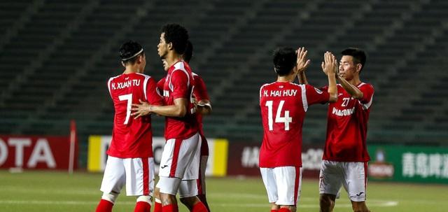 Vòng 2 V-League: HA Gia Lai gặp thử thách ở Hàng Đẫy - 2