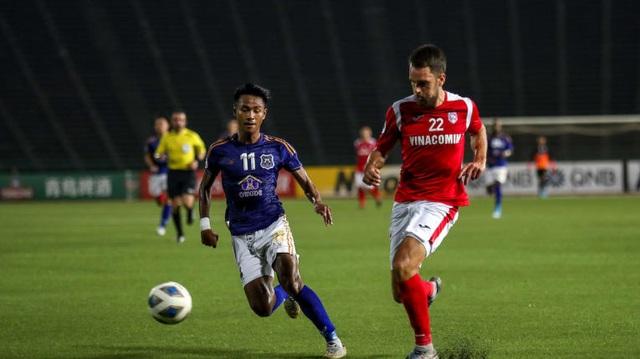 HLV Phan Thanh Hùng hứa hẹn Than Quảng Ninh sẽ còn chơi hay tại AFC Cup - 2