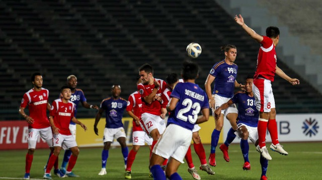 Thắng Svay Rieng, Than Quảng Ninh nuôi hy vọng đi tiếp tại AFC Cup - 2