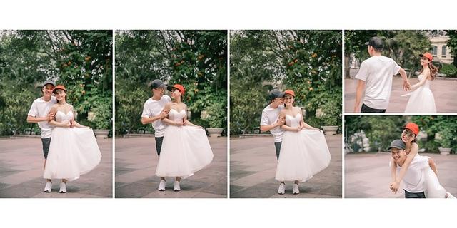 Tình yêu cổ tích của cặp đôi - 2 người chỉ có 2 chân - 1