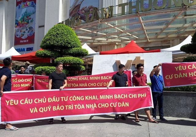 Vì sao Hà Nội phản đối cưỡng chế chủ đầu tư ôm quỹ bảo trì? - 1