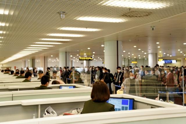 Việt Nam từ chối nhập cảnh với du khách Anh, khu vực Schengen, Bắc Ireland - 1