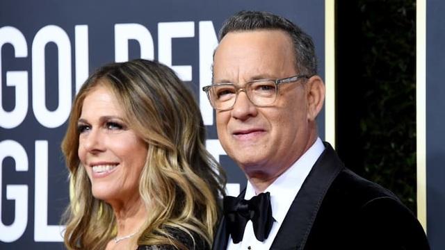 Tài tử Tom Hanks và vợ mắc Covid-19 - 1