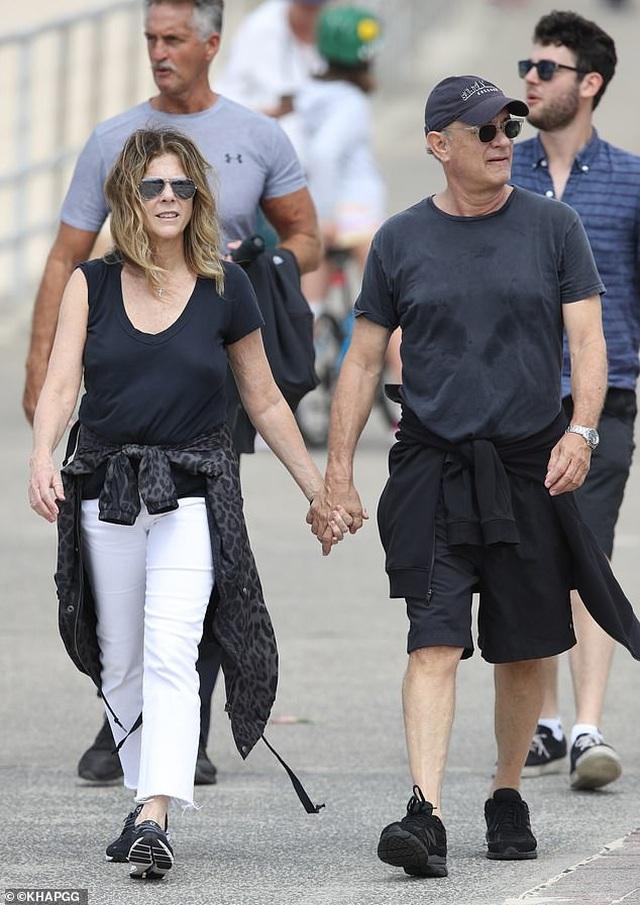 Vợ chồng tài tử Tom Hanks đã tới đâu trước khi biết mắc Covid-19? - 2