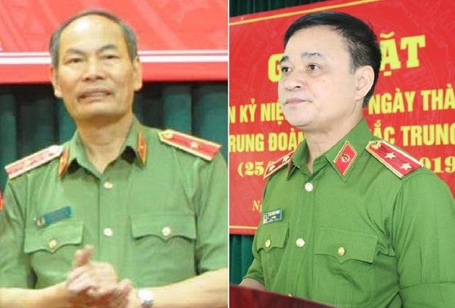 2 Tướng và 1 Trung tá công an được đề nghị phong Anh hùng - 1