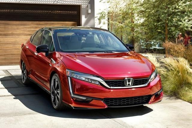 Honda khai tử mẫu xe chạy điện Clarity EV - 1