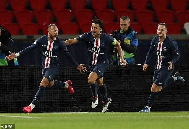 Neymar lập công, PSG ngược dòng hạ Dortmund để vào tứ kết - 3