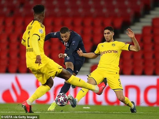 Neymar lập công, PSG ngược dòng hạ Dortmund để vào tứ kết - 8