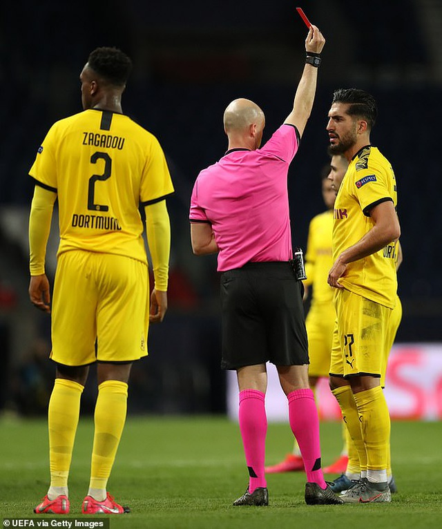 Neymar lập công, PSG ngược dòng hạ Dortmund để vào tứ kết - 7