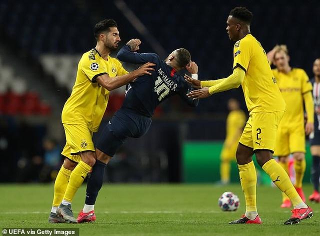 Neymar lập công, PSG ngược dòng hạ Dortmund để vào tứ kết - 6