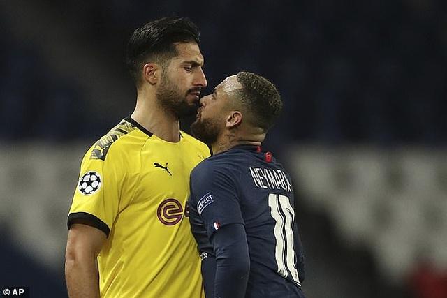 Neymar lập công, PSG ngược dòng hạ Dortmund để vào tứ kết - 5