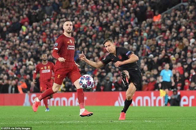 Những khoảnh khắc thất bại của Liverpool trước Atletico Madrid - 17