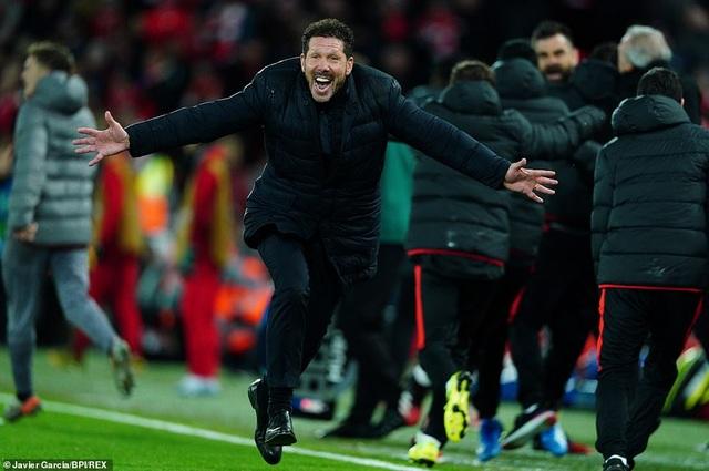 Những khoảnh khắc thất bại của Liverpool trước Atletico Madrid - 24