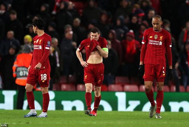 Những khoảnh khắc thất bại của Liverpool trước Atletico Madrid - 25
