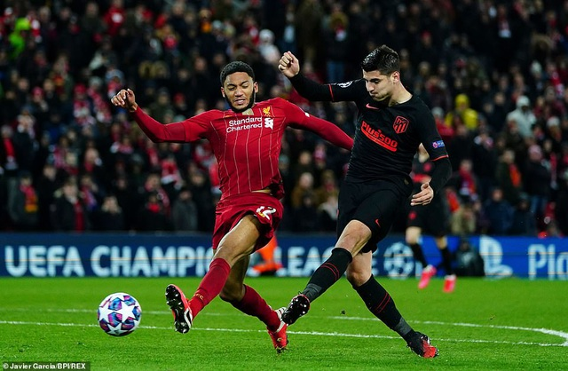 Những khoảnh khắc thất bại của Liverpool trước Atletico Madrid - 22