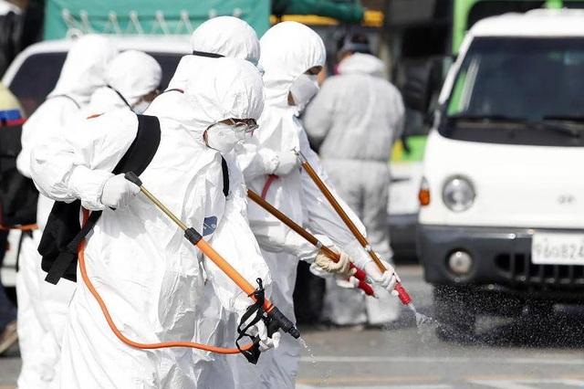 Hàn Quốc thêm 114 ca nhiễm Covid-19, số người chết tăng lên 66 - 1