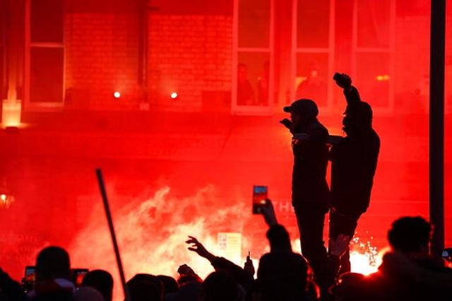 Những khoảnh khắc thất bại của Liverpool trước Atletico Madrid - 2