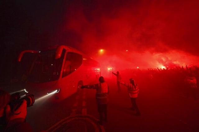 Những khoảnh khắc thất bại của Liverpool trước Atletico Madrid - 1