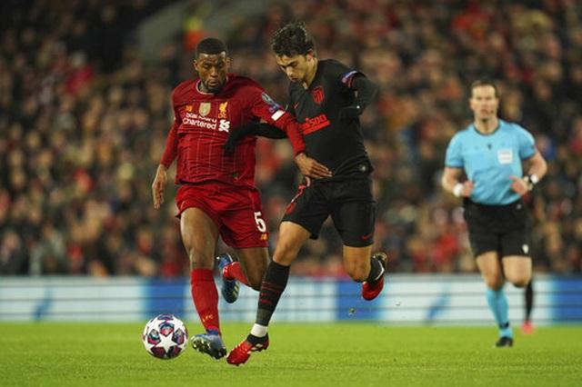 Những khoảnh khắc thất bại của Liverpool trước Atletico Madrid - 6