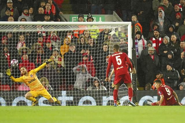 Những khoảnh khắc thất bại của Liverpool trước Atletico Madrid - 9