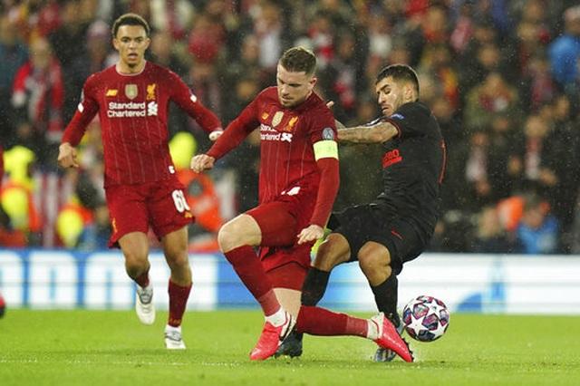 Liverpool 2-3 Atletico Madrid: Adrian mắc sai lầm khiến Liverpool bị loại - 13