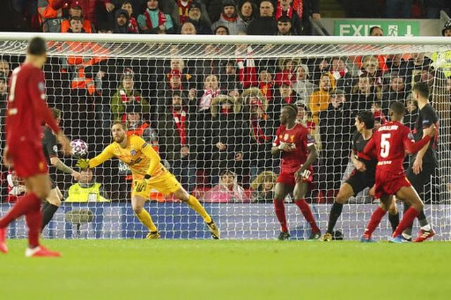 Những khoảnh khắc thất bại của Liverpool trước Atletico Madrid - 10
