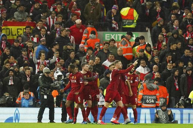 Liverpool 2-3 Atletico Madrid: Adrian mắc sai lầm khiến Liverpool bị loại - 14