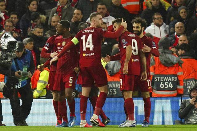 Liverpool 2-3 Atletico Madrid: Adrian mắc sai lầm khiến Liverpool bị loại - 1