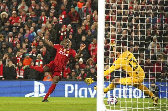 Liverpool 2-3 Atletico Madrid: Adrian mắc sai lầm khiến Liverpool bị loại - 11