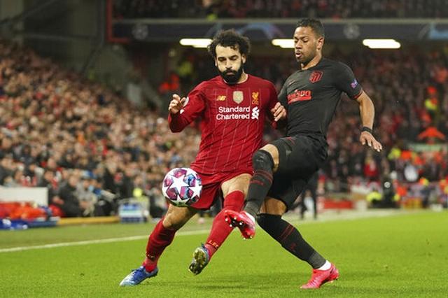 Liverpool 2-3 Atletico Madrid: Adrian mắc sai lầm khiến Liverpool bị loại - 12