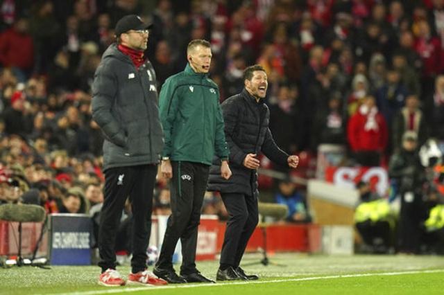 Liverpool 2-3 Atletico Madrid: Adrian mắc sai lầm khiến Liverpool bị loại - 10