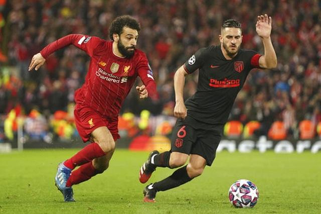 Liverpool 2-3 Atletico Madrid: Adrian mắc sai lầm khiến Liverpool bị loại - 5