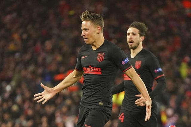 Những khoảnh khắc thất bại của Liverpool trước Atletico Madrid - 18