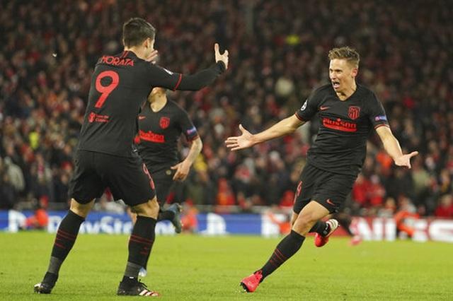 Những khoảnh khắc thất bại của Liverpool trước Atletico Madrid - 21
