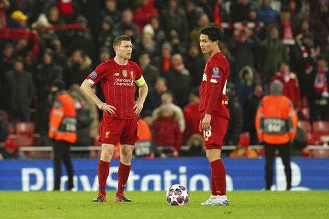 Liverpool 2-3 Atletico Madrid: Adrian mắc sai lầm khiến Liverpool bị loại - 3