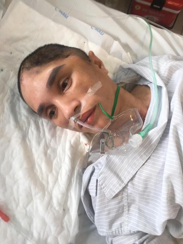 Người phụ nữ vỡ mạch máu não được giúp đỡ có tiền phẫu thuật - 2