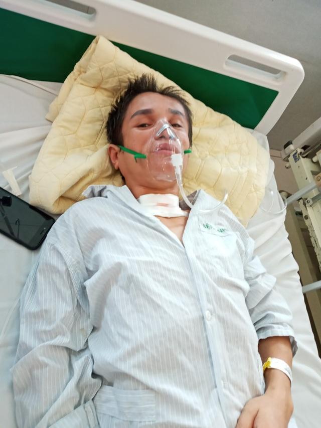 Người phụ nữ vỡ mạch máu não được giúp đỡ có tiền phẫu thuật - 1