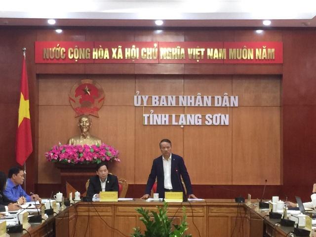 Thanh tra Chính phủ công khai kết luận sai phạm của UBND tỉnh Lạng Sơn - 1