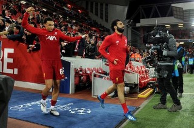 Liverpool 2-3 Atletico Madrid: Adrian mắc sai lầm khiến Liverpool bị loại - 20