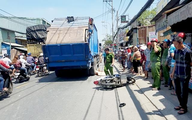 Hai tiếng xảy ra 2 vụ tai nạn liên tiếp, 4 người thương vong - 2