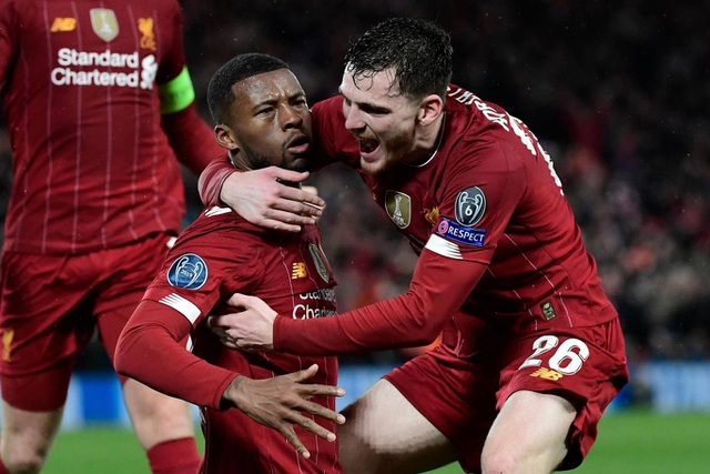 Những khoảnh khắc thất bại của Liverpool trước Atletico Madrid - 11