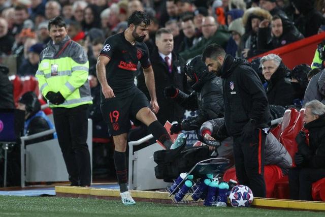 Những khoảnh khắc thất bại của Liverpool trước Atletico Madrid - 13