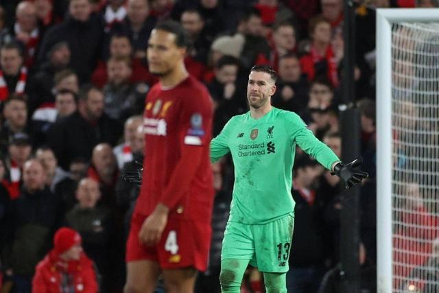 Những khoảnh khắc thất bại của Liverpool trước Atletico Madrid - 19