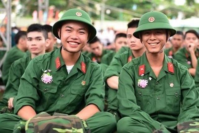 Thi vào trường quân đội được hưởng quyền lợi như thế nào? - 1