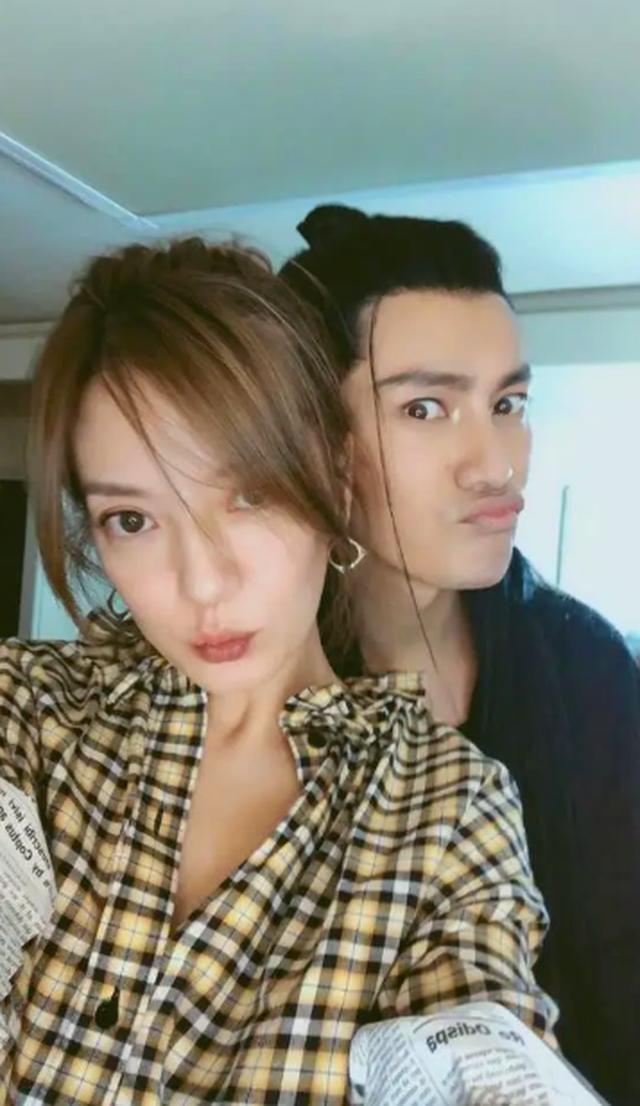 Triệu Vy không đón sinh nhật bên chồng, nhận lời chúc của Huỳnh Hiểu Minh - 6