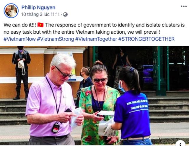 Anh trai rich kid Tiên Nguyễn tích cực tuyên truyền chống dịch Covid-19 - 5