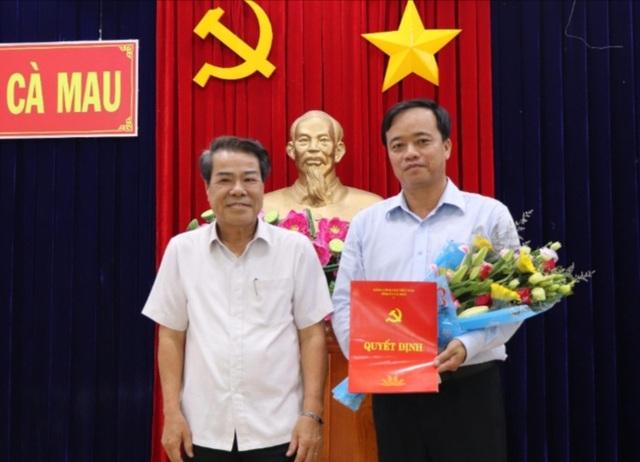 Cà Mau: Giám đốc Sở KHĐT làm Chủ nhiệm Ủy ban Kiểm tra Tỉnh ủy - 1