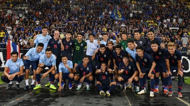 Thái Lan dự định cử đội U23 dự AFF Cup 2020 - 1