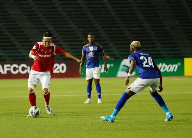 Thi đấu tốt tại AFC Cup, TPHCM và Than Quảng Ninh thăng hạng tại châu Á - 1